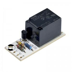 Kemo B197 Relaiskarte 12VDC (Bausatz)