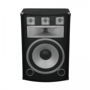 """DS-153 MK2 3-Wege-Box 15"""" 600W für PA- und DJ-Anwendungen"""