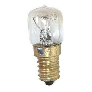 Backofenlampe 300°C 15W 230V E14 85lm klar