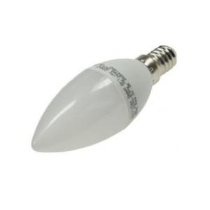 LED-Kerzenlampe 230V/5W 3000k 400lm warmweiß
