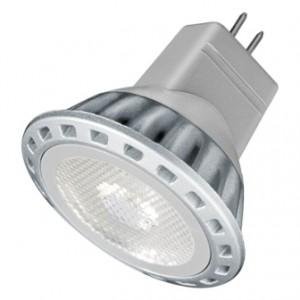 Goobay LED Strahler Reflektor 12V 2W GU4 170lm ersetzt 20W