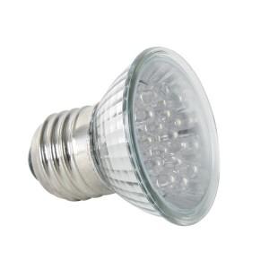 LED-E27/rot
