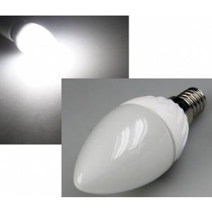 LED-Kerzenlampe E14 4W 320lm 5LEDs 6000K