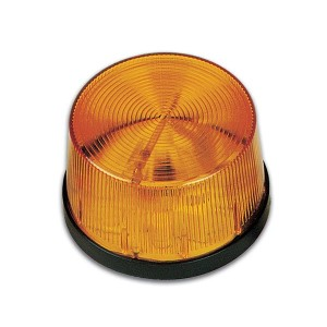 Velleman® HAA40A Blitzlicht orange 12VDC 150mA, Ø70mm, IP44