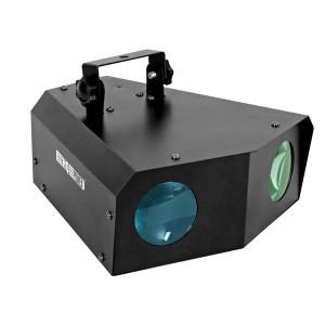 HQ-POWER VDLL300TF LED-Scheinwerfer mit Flowereffekt