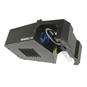 HQ Power VDLL300TS LED-Scheinwerfer mit Flowereffekt Astro-Twin-Scanner