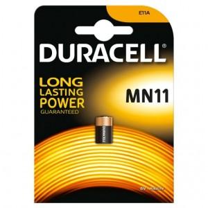 Duracell® E11A Alkaline 6V Duralock Batterie MN11