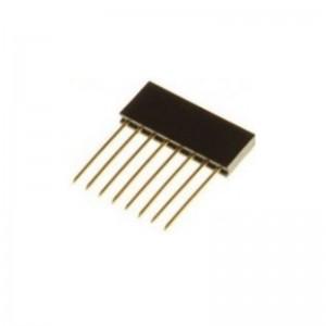 Arduino Stiftleiste R2,54mm H14,5mm 8-polig