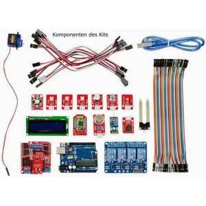 4duino Smart Home Kit UNO R.3
