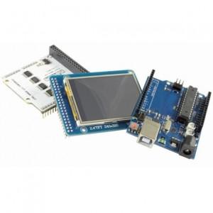 4duino-Touchscreen Kit bei mükra electronic