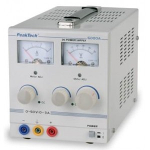 PeakTech® 6000 A