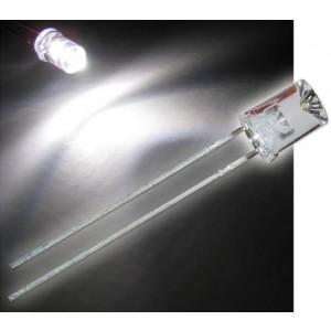 LED 5mm, konkav, warmweiß bei mükra electronic