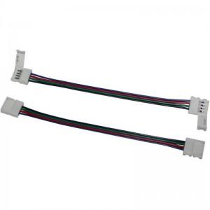 Quickverbinderkabel für RGB - LED Leisten bei mükra electronic
