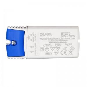 Zamel ETZ-70 Elektronischer NV-/LED-Trafo