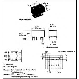 G5AK-234P,24VDC