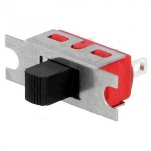 Schiebeschalter 3-stellig SP3T 5A/120VAC 5A/28VDC