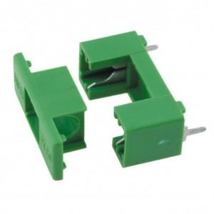 Clip-Sicherungshalter für Sicherungen 5x20mm bis 6,3A bei mükra electronic
