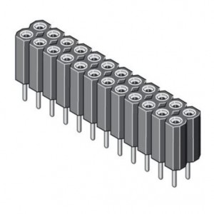Präzisions-Buchsenleisten bei mükra electronic
