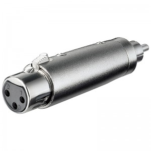 XLR Adapter bei mükra electronic