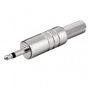 Klinkenstecker - 3,5 mm - mono bei mükra electronic