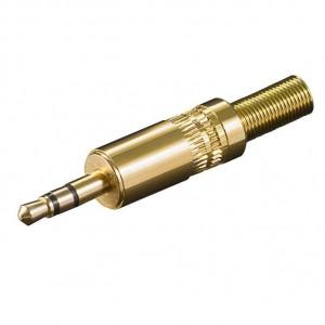 Klinkenstecker - 3,5 mm - stereo bei mükra electronic