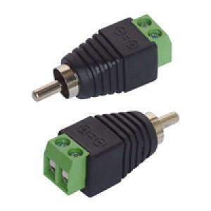 Cinch/RCA-Steckverbinder bei mükra electronic