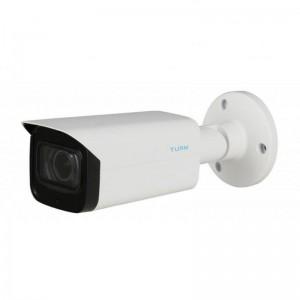 TURM IP Professional 8 MP Starlight Bullet Kamera mit 60m Nachtsicht und 2.7mm–13.5mm Motorzoom