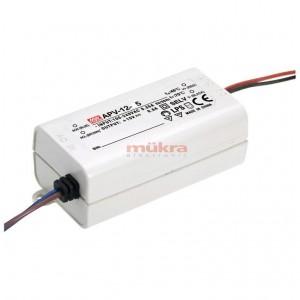 Mean Well APV-12-5 LED-Schaltnetzteil 10W 5V 2A IP42