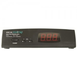 AVM Audio-Video-Modulator mono UHF 470 - 862 MHz