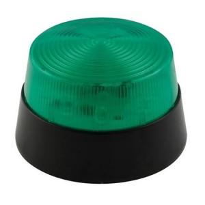 LED Blitzlicht grün 12VDC, Ø77mm, IP20