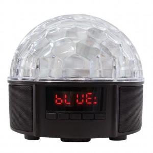 LogiLink® Bluetooth Lautsprecher mit Discolicht