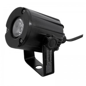 Eurolite® Pinspot mit 3-Watt-LED in warmweiss
