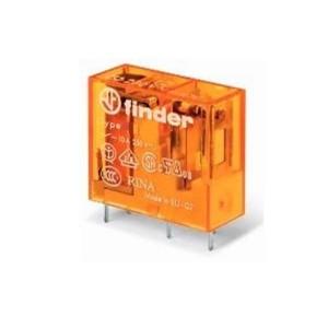 Finder Printrelais  2-Wechsler 230V 8A 28KΩ RM5mm