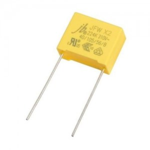 Entstörkondensator Polypropylen X2 100nF 15mm