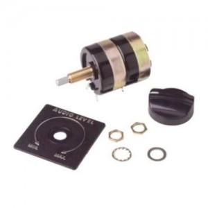 Lautsprecher-Leistungsregler 2x100 W Stereo