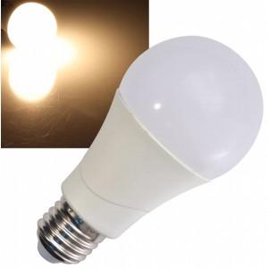 "ChiliTec LED Glühlampe E27 ""G90 AGL"" warmweiß 3000k, 1320lm, 230V/15W, 270°"