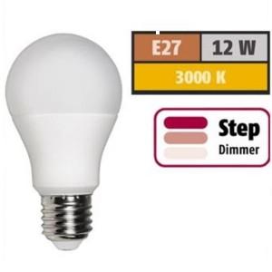 LED-Glühbirne E27 12W 1055Lm A+ dimmbar
