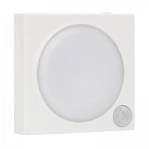 LED-Nachtlicht Dämmerungs-/Bewegungssensor Magnet Batterie