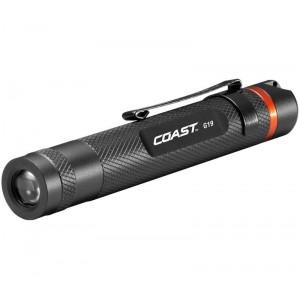 Coast G19 LED-Taschen Inspektionslampe +Batterie