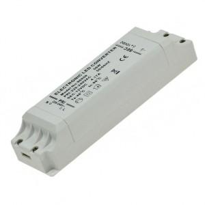 LED-Transformator 230VAC 12VDC 1-50W LED-Trafo12V/50W