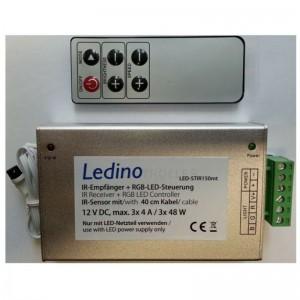Infrarot-RGB-Steuerung für LED-Beleuchtung