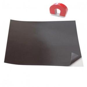 Magnetfolie Magnetische Klebefolie 200x200x0,5mm