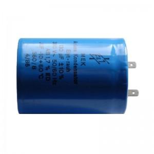 FTCAP MEK Anlasskondensator  Elyt-rauh 130µF 380V