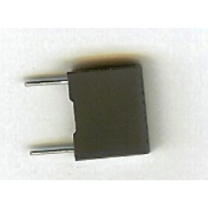 Metallisierter Polyäthylen-Kondensator bei mükra electronic