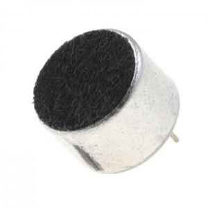 Mikrofonkapsel Print 60dB 50-16000Hz 2,2 kΩ 1,5-10V 0,8mA 9,7x5,2mm