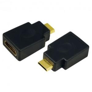 LogiLink® Adapter HDMI auf Mini HDMI