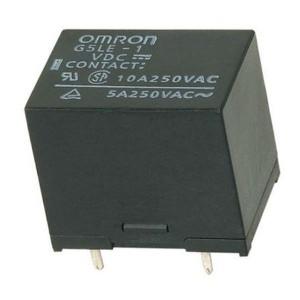 Omron Printrelais Serie-G5LE 1xU 10A 5V