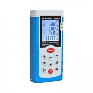 PeakTech® 2800A Laser-Entfernungsmessgerät bis 40m