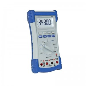 Digitalmultimeter ~ 20.000 Counts ~ 1000V DC / 700V AC ~ 10A AC/DC mit TrueRMS, TÜV/GS & USB