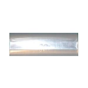 Schrumpfschlauch PVC 37mm-flach Ø24mm 1m Rate-2:1 transparent